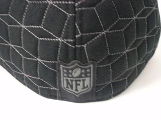 Dallas Cowboys Hats Fitted Caps Reebok NFL Football Black