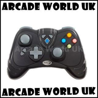 Datel WILDFIRE2 Black Wireless Controller for Xbox 360