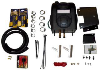 UTV CAB HEATER and Defrost Kit for Polaris Ranger 2009 2012 NEW