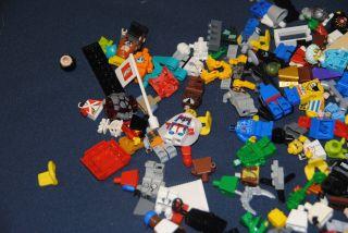 Lego Mini Figures Star Wars Harry Potter Sponge Bob