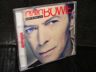 David Bowie Black Tie White Noise New SEALED Music CD 724384098728