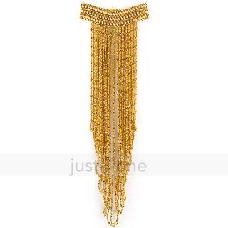 Sexy Fashion Belly Dance Dancing Dancewear Costume Decor Long Necklace