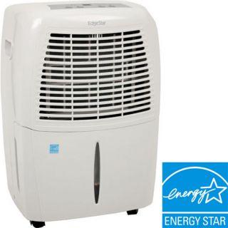70 Pint Portable Dehumidifier 4000 Sq ft Energy Star EdgeStar Electric