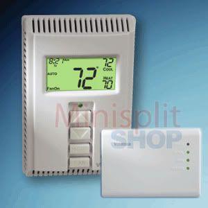 Wireless Digital Thermostat 7 Day Programmable Kit NIB