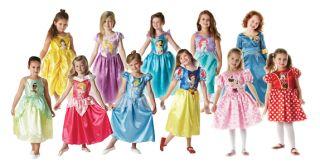 Disney Princess Ballerina Girls Fancy Dress Costume Infant Toddler