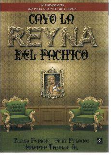 Cayo La Reyna Del Pacifico DVD New 2011