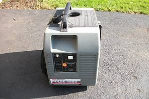 Coleman Powermate Pulse 1850 Portable Generator PM0401850 Perfect