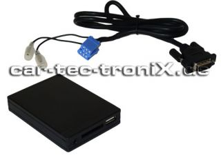 Xcarlink One USB SD Aux Fiat Croma Punto Idea Multipla