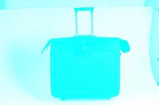 Delsey Luggage Helium Breeze 3 0 2 Wheel Rolling Garment Bag Broken