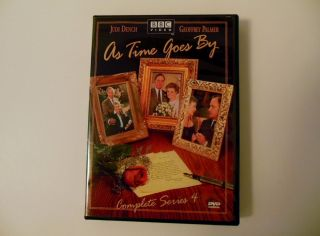As Time Goes By Complete Series 4 DVD 2 Discs BBC Judi Dench PBS