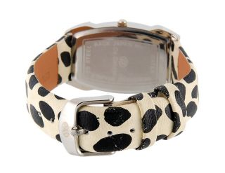 New OS Danon Stylish Womens Crystal Decorated Watch with Leopard