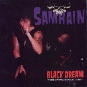 Black Dream CD Unreleased Alternate Tracks Misfits Danzig Punk KBD