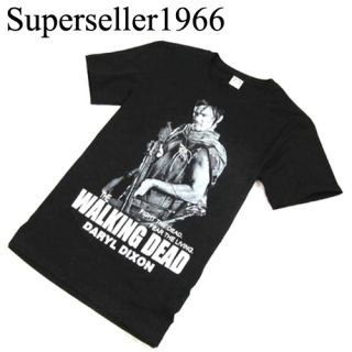 SUPERSELLER1966 Daryl Dixon T Shirt for The Walking Dead