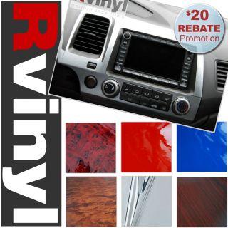 Dash Kit Decal Auto Interior Trim Honda Civic 2006 2011