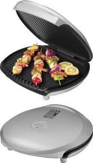 George Foreman GR36P Jumbo Indoor Grill w 133 Square inches of