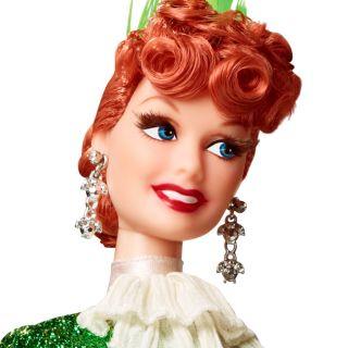 Love LUCY + RICKY Lucille Ball Desi Arnaz Figure TV Barbie DOLL Diet