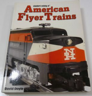 Catalog of American Flyer Trains by David Doyle