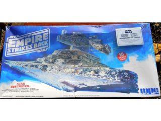 Empire Strikes Back Commemorative Edition MPC/Ertl Star Destroyer Kit