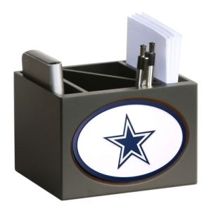 Dallas Cowboys NFL Desktop Organizer