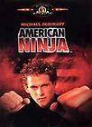 American Ninja 5 DVD Box Set David Bradley Lee Reyes Anne Dupont Pat