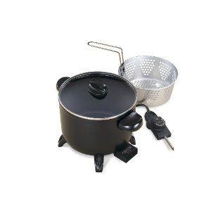 New Presto Electric Kettle Deep Fryer Cooker 2DaysShip