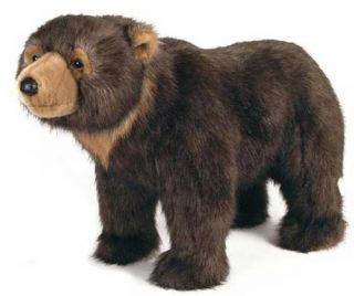 41 Giant Huge Big Stuffed Animal Grizzly Bear Toy Gift