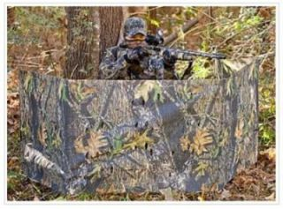 Perfect Camo Deer Turkey Hunting Ground Blind