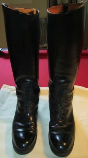 Dehner Police Motorcycle Boots