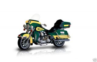 Oakland Athletics Harley Davidson Ultra Classic Electra