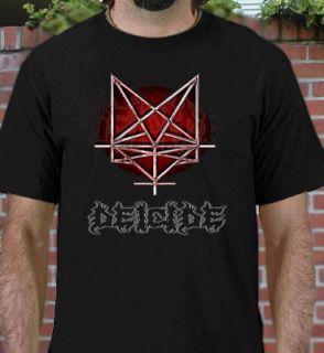 Deicide Legion Band T Shirt Size s M L XL 2XL 3XL 5XL
