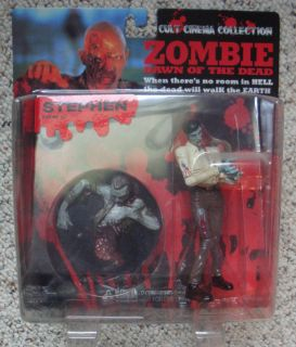 Zombie Figure Dawn of The Dead Figure Stephen Walking Dead