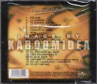 artist diego verdaguer format cd title esta es mi historia label