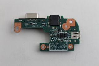 Dell Inspiron N5110 Laptop DQ15DN15 CRT DC Jack USB Board 48 4IF05 011