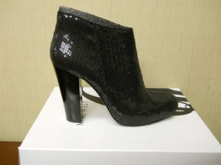 Brand New Womens Nine West Delly Bootie Black 8 5M