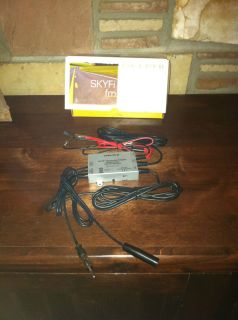 Delphi SKYFi fm modulator for XM Satellite radio SKYFi vehicle adapter