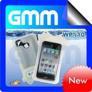 DiCAPac WP i10 Waterproof Case Bag Underwater Housing Drybag iPhone 4