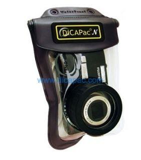 DiCAPac WP One Wpone Underwater Waterproof Marine Camera Housing Case