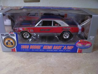 Dick Landy 1969 Dodge Hemi Dart A MP Nice 1 18 Supercar Collectibles