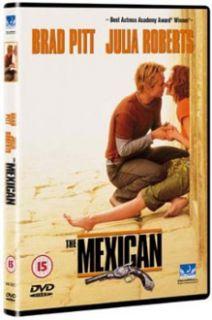 The Mexican Widescreen DVD Brand New SEALED Julia Roberts Brad Pitt