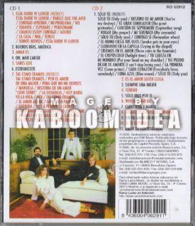 La Pequeña Compañia Grabaciones EMI 84 87 2 CD s Ramalama Pequena