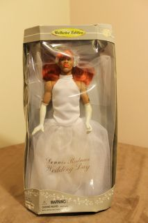 Dennis Rodman Wedding Day Doll Street Players Collection Look