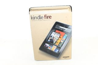 functional  kindle fire 8gb d01400 digital book reader