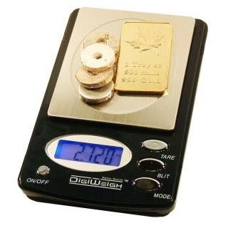 Digital All In One SHIPPING SCALE 1000 x 0 1g Postage Grams Pounds lbs