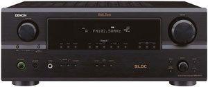 Denon DRA 697CIHD Open Box Am FM HD Radio Multi Zone Stereo Receiver