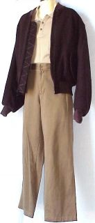 Derek LUKE3 PC Outfit Spartan Movie Wardrobe Val Kilmer
