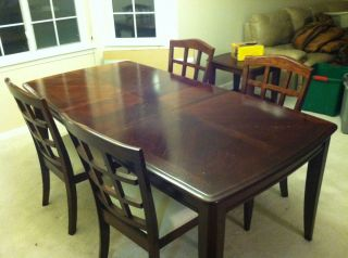 Dining room table Kingstone Furniture Company ltd