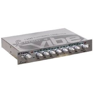 Lanzar VIBE740V Half DIN 7BAND Rotary Pre Amp Equalizer