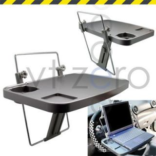 Steering Wheel Seat Back Food Dining Tray Table Laptop PC Desk