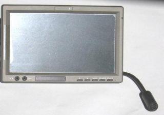 New Headrest Monitor TFT LCD 7 Car Video DVD IR Auto