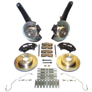 1963 1964 Corvette Rear Disc Brake Conversion Kit